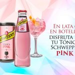 Tonica pink schweppes